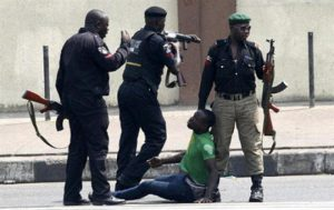 Brutality by men in uniform remains rife in Nigeria
