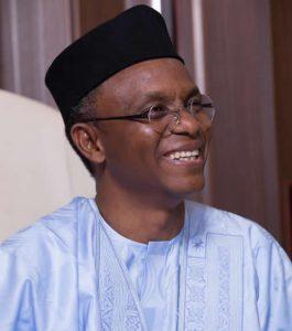 Governor El-Rufai of Kaduna State, Nigeria
