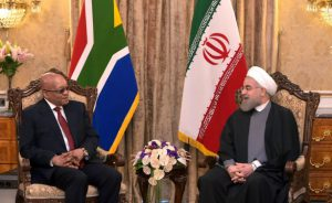 South Africa and Iran