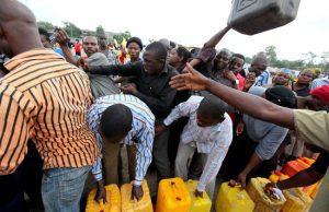 NigeriansFuelScarcity