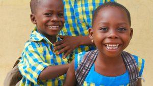 Ghana Boy and Girl