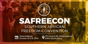 SAFREECON2016