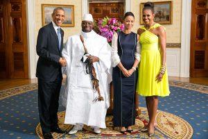 Obama Jammeh