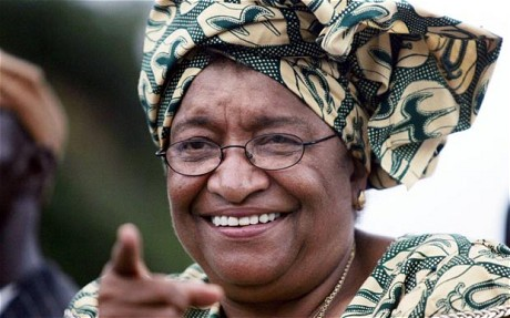 Liberia: President Ellen Johnson-Sirleaf suspends two ministers over corruption