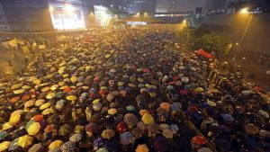 For Africa, Lessons From Hong Kong And The Umbrella Revolution – Alex Ndungu Njeru