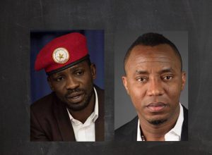 Bobi Wine (left) is a Ugandan musician and lawmaker recently making the headlines for his activism and defiance of President Yoweri Museveni. Omoyele Sowore (right) is a Nigerian journalist and presidential aspirant known for his opposition to impunity and corruption. Both individuals represent new hopes for a continent bereaved by greedy politicians and backward policies still, they do not have it all figured out.