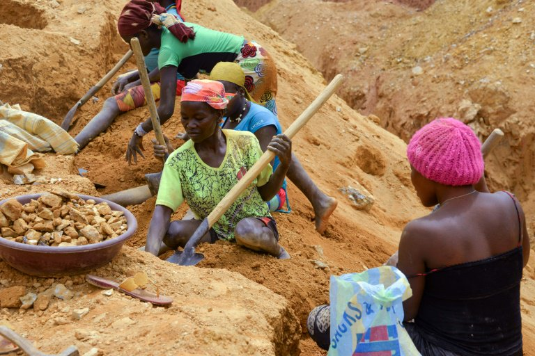 CAMEROON-MINING