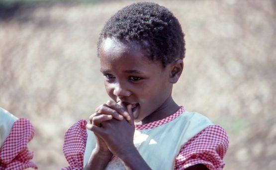Zimbabwean child