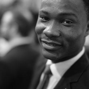 Ibrahim Anoba - Headshot